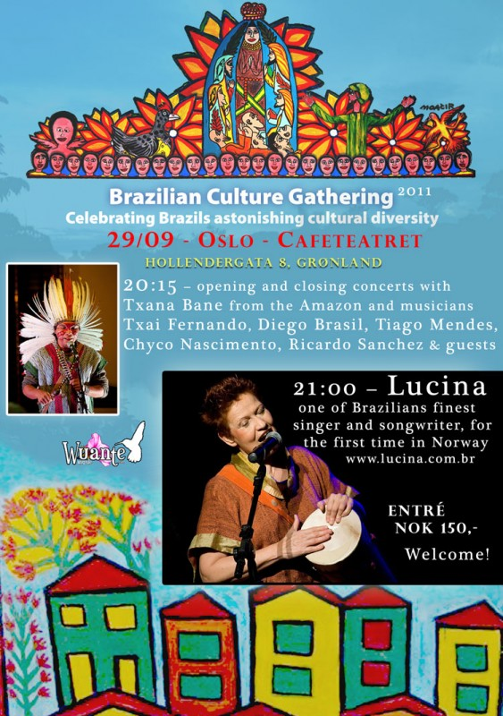 Brazilian Cultural Gathering 2011