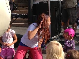 Dans på Kampen, bilde 1