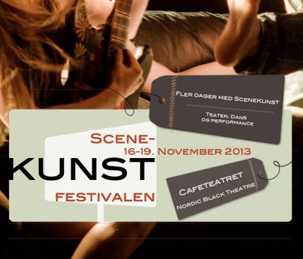 scenekunst festivalen tuva