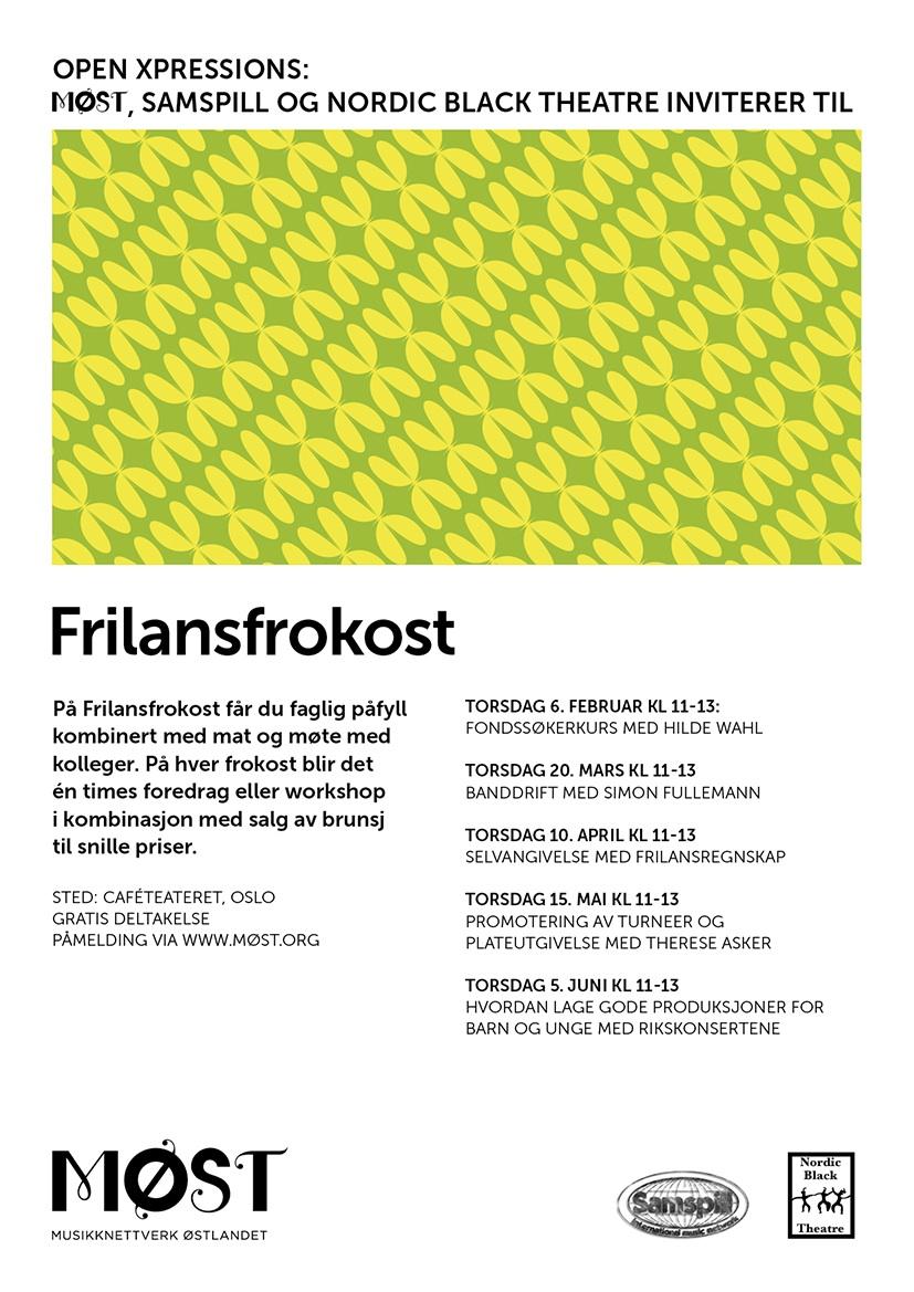 Plakat Frilansfrokost 2014-1