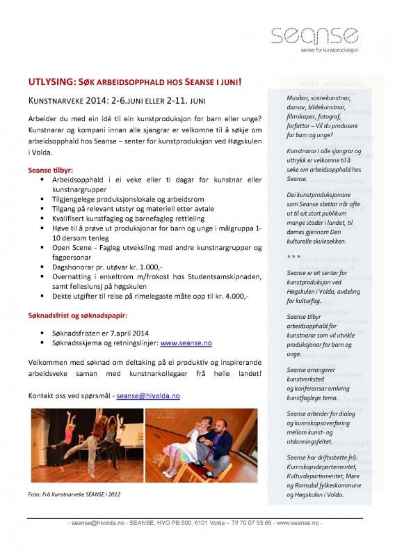UtlysningKunstnarvekeSeanse2014 (10)