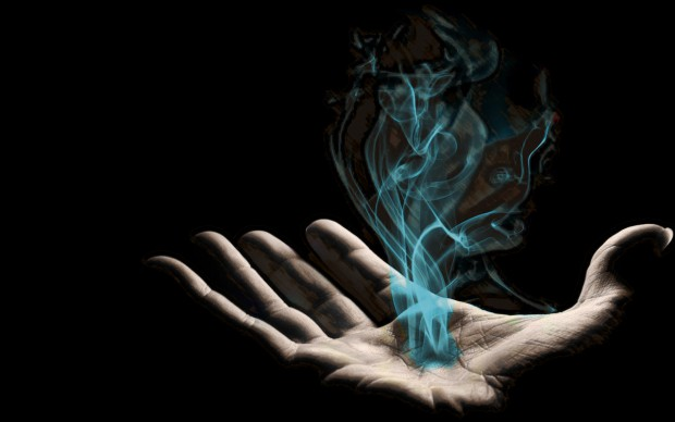 magic_smoke_in_hands_wallpaper