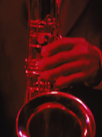 jazz sax