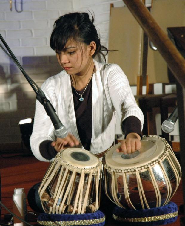 konsert Sanskriti Shrestha