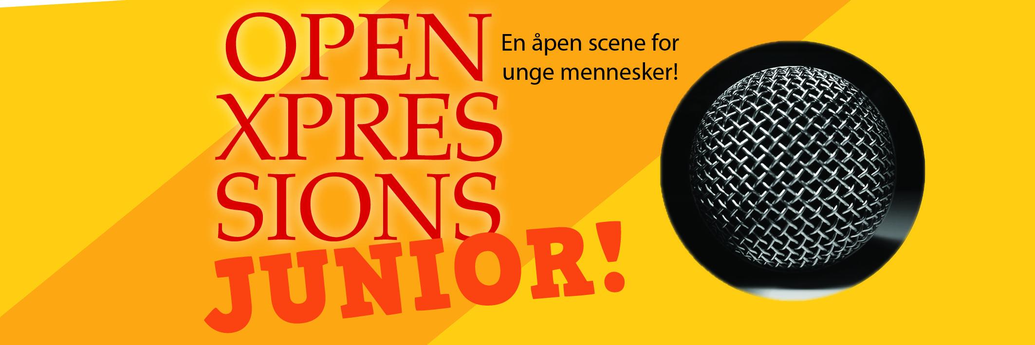 open x junior