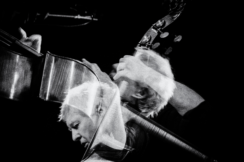 9 Arild Andersen .photo D Clark