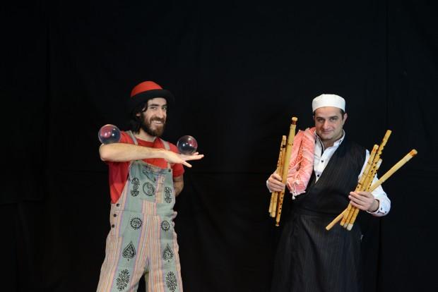 Safaa og Diego Foto Tik tik