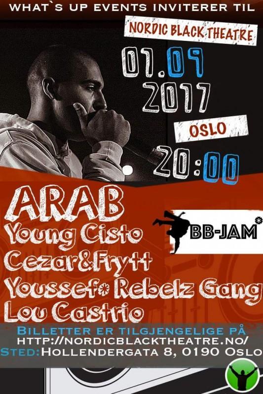 arab concert
