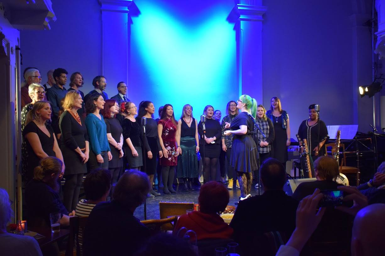 cafeteatret world choir