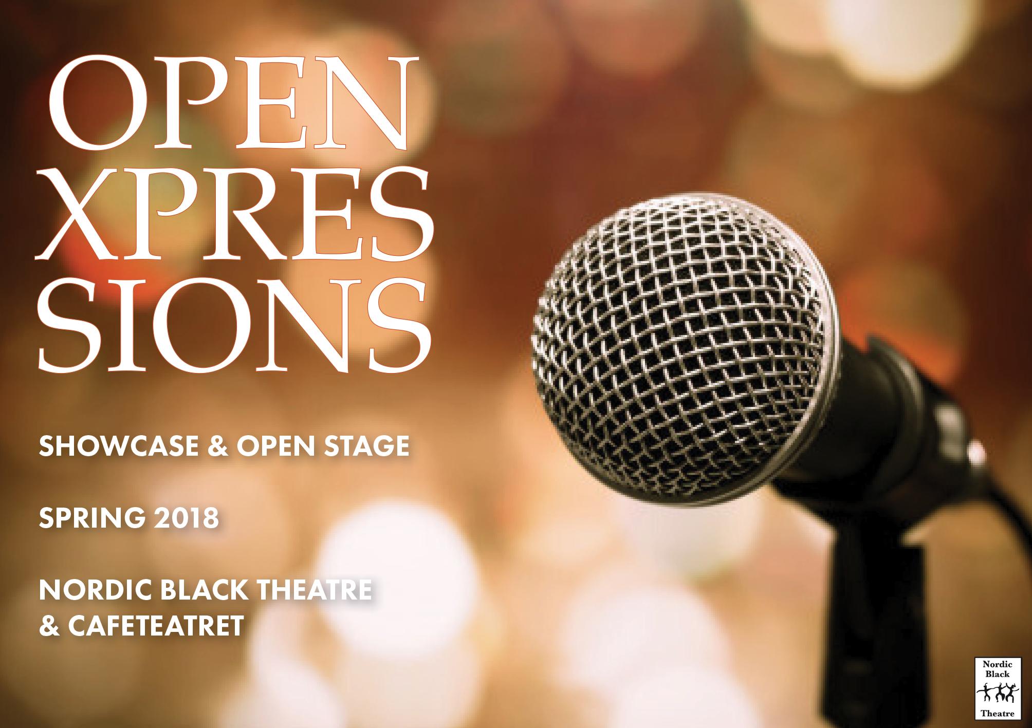open xpressions vår 2018-1