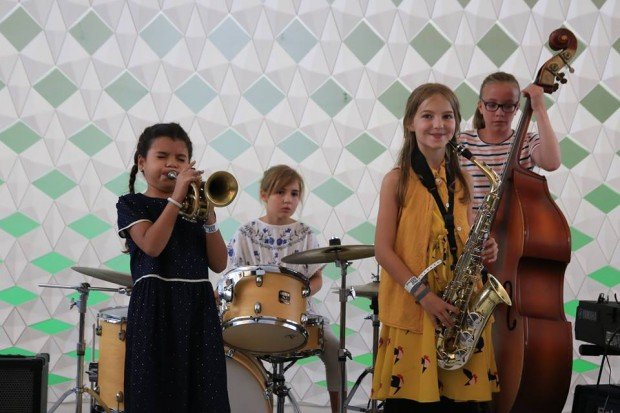kids in jazz