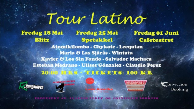 tour latino