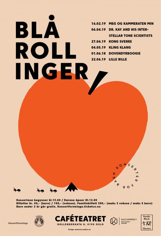 blårollinger dates