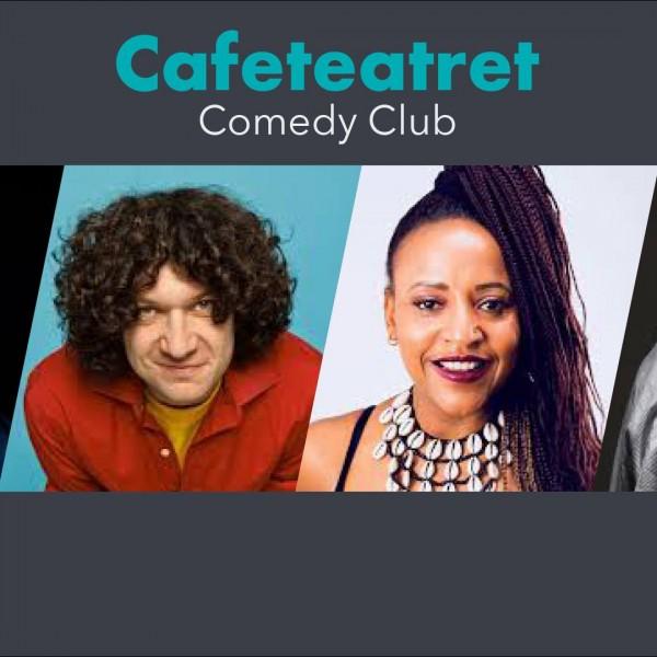 cafeteatret comedy club