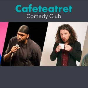 cafeteatret comedy club mars