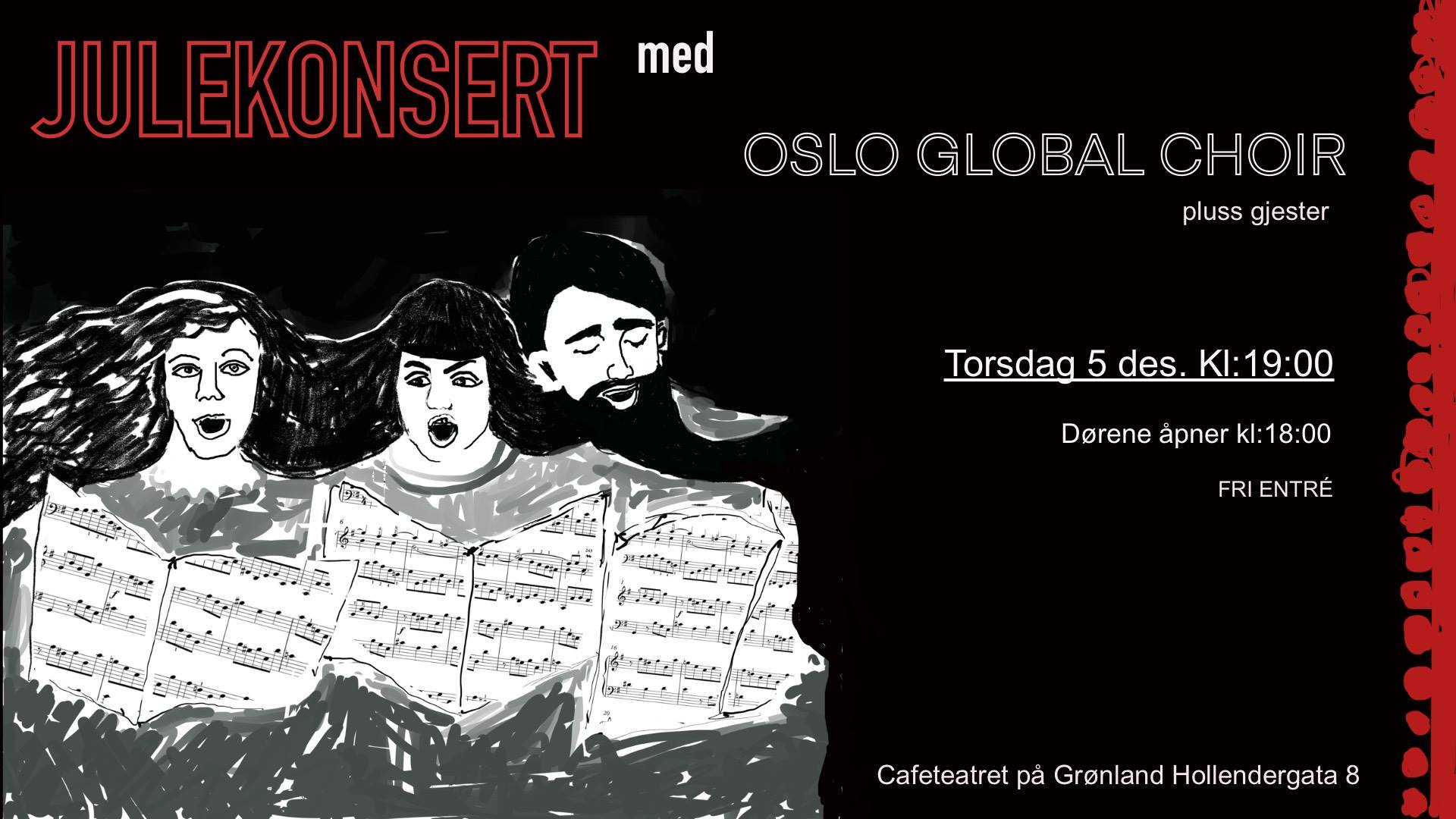 global oslo choir