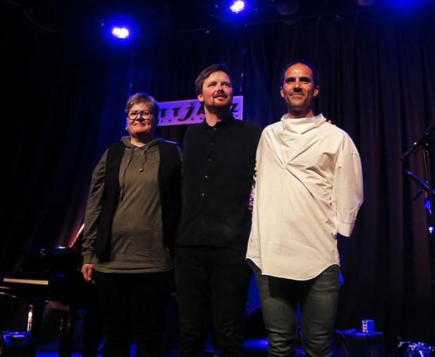 maria k-trioen Foto Jan Granlie
