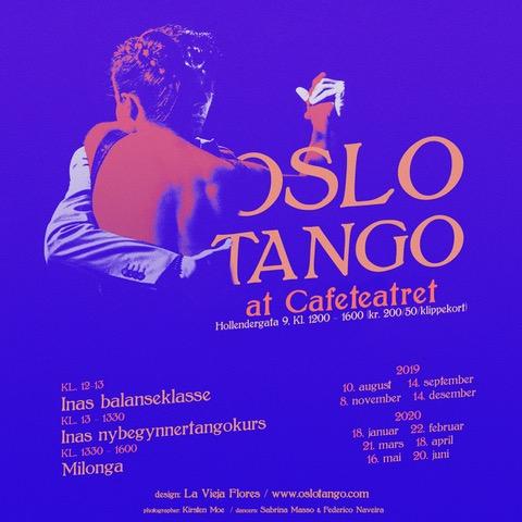 oslo tango høst 2019