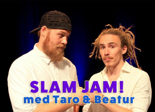 taro-beatur slam jam
