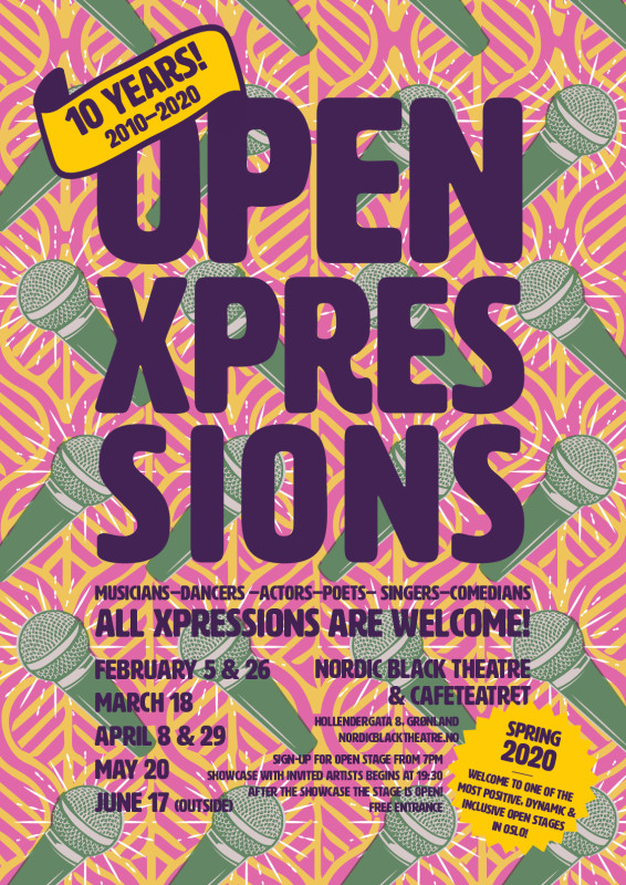 open xpressions Poster_spring2020_web