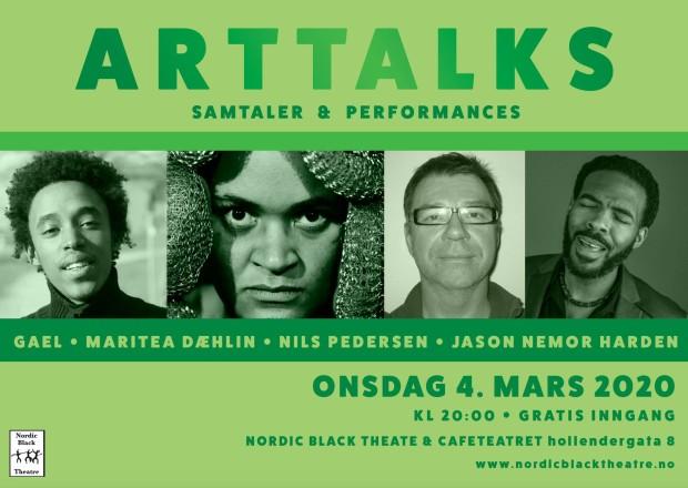 Arttalks 4. mars