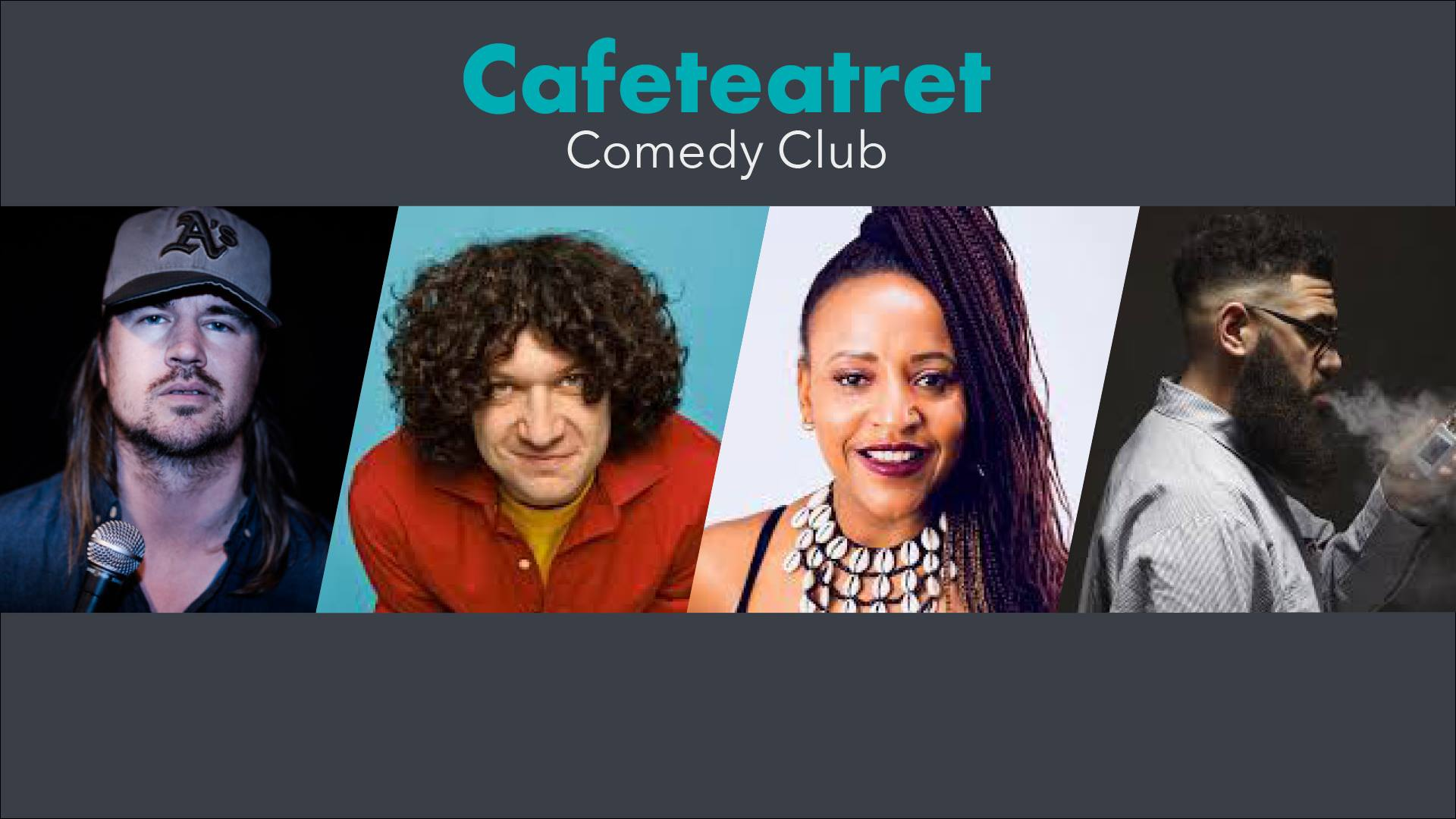 cafeteatret comedy club