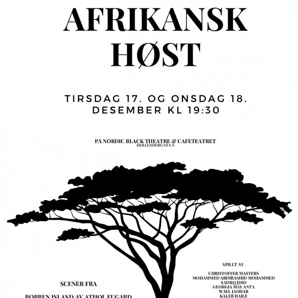 afrikansk høst