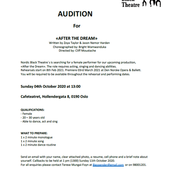 Audition_MLKing